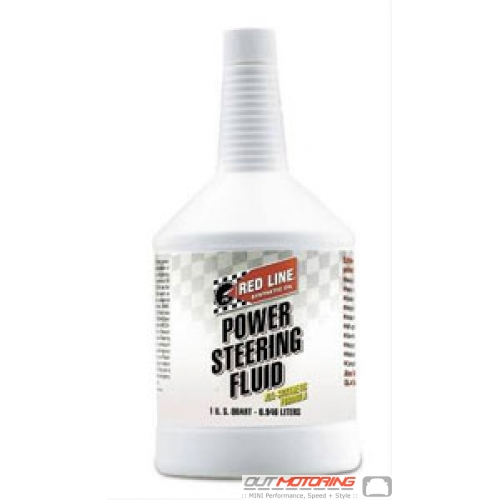 Redline Synthetic Power Steering Fluid: Quart