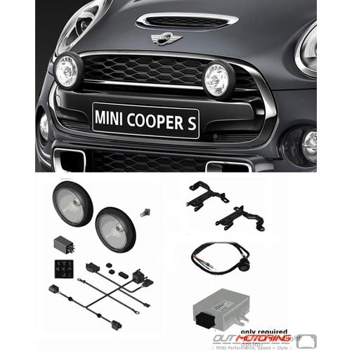 Driving Light Kit: F55/6/7