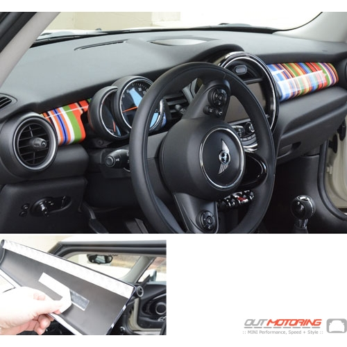 Dash Panel Covers Gen3 Paul Smith