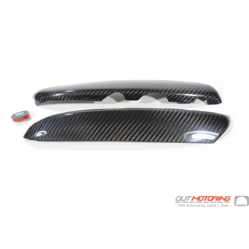 Carbon Fiber Console Side Covers