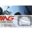 Out Motoring Blackout Beltline Kit: Gen2 + Gen3