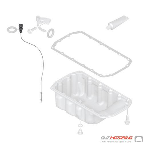 Cooper MINI Replacement Oil Dipstick: r55 R56 R57 R58 R59