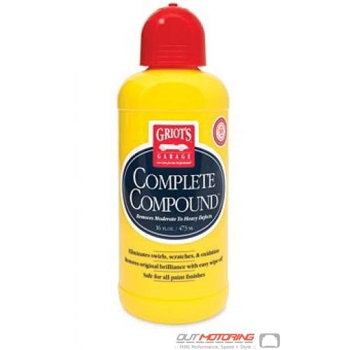 Griots Complete Compound 16oz