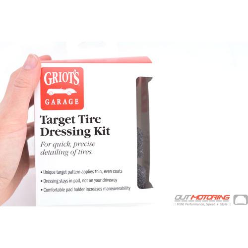 Tire Dressing Applicator Kit