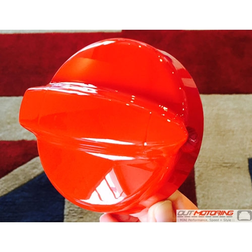 Gas Lid Cover: Red: R53