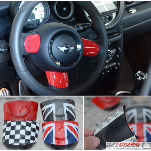 Steering Wheel Trim: Custom/NON multi-function: Gen 2