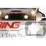 Driving Light Kit: Gen2: R55/6/7/8/9 Cooper S