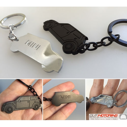 MINI Hatchback Keychain