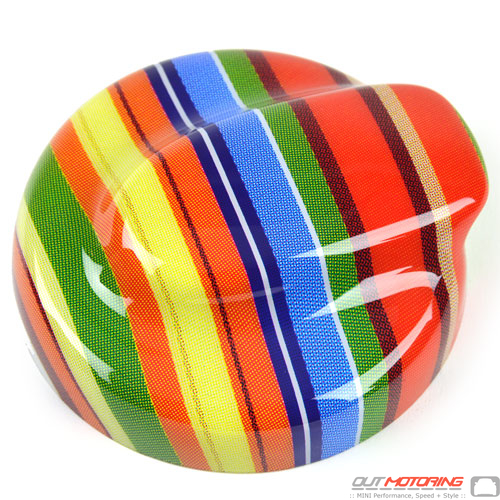 Gas Lid Cover: Paul Smith: R55/6