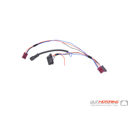 mini cooper steering wheel wiring harness mini cooper steering wheel controls wiring loom kit 61316954014  mini cooper steering wheel controls