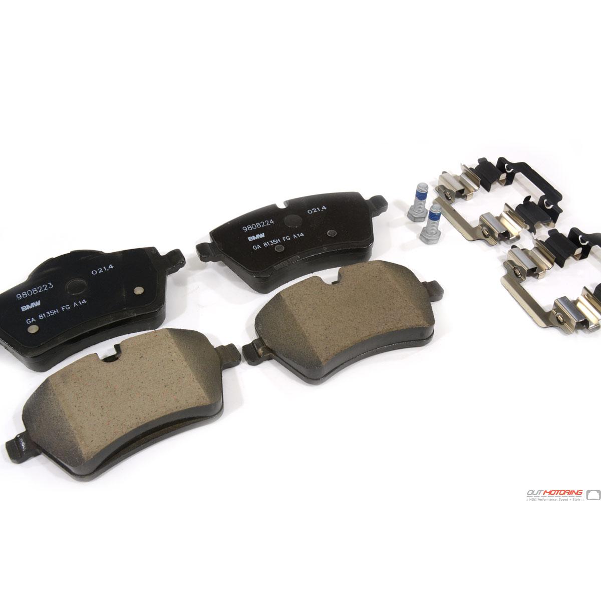Mini Cooper Countryman Front Brake Pads Genuine Mini R60