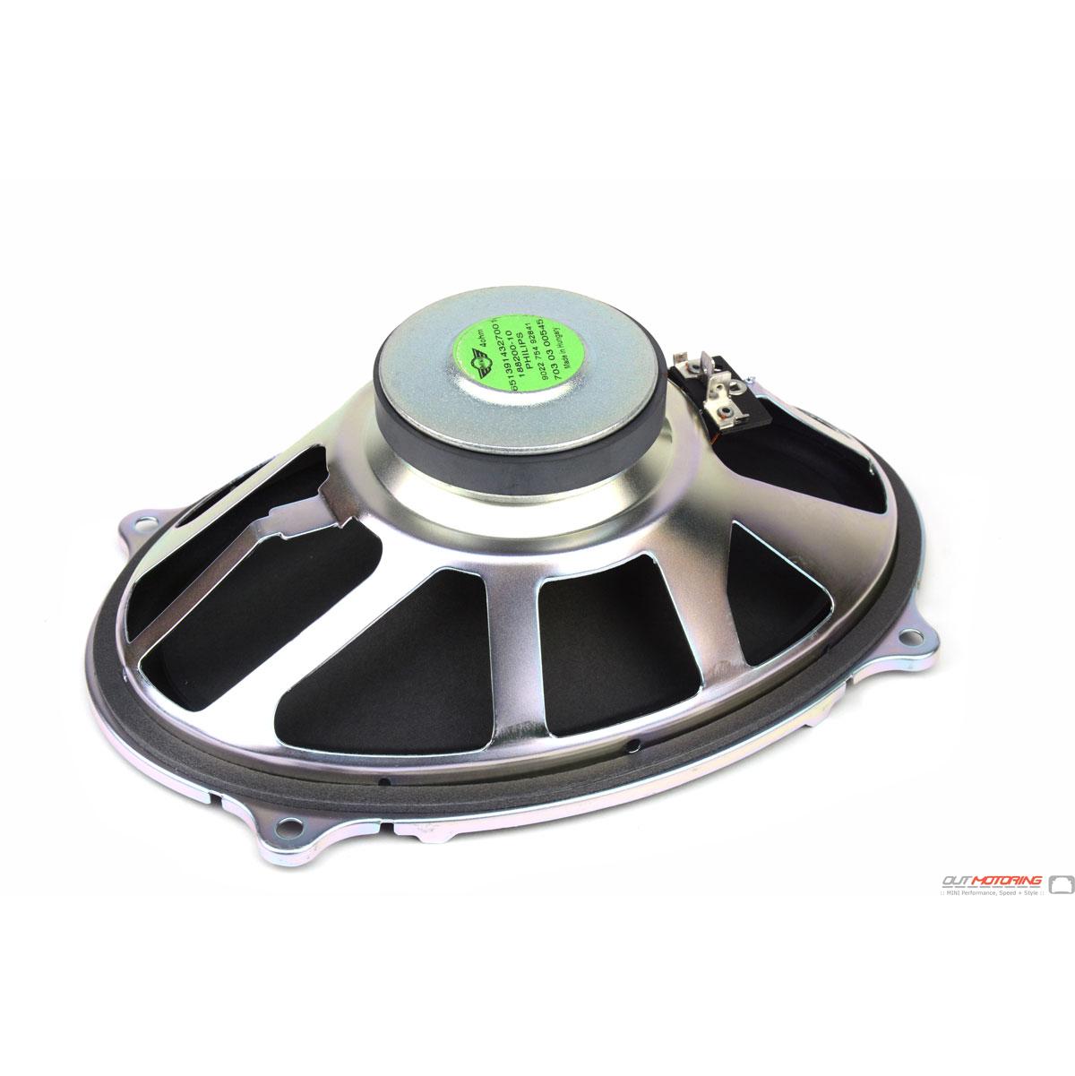 MINI Cooper R50 R52 R53 Rear Speaker 6x9 65139143270