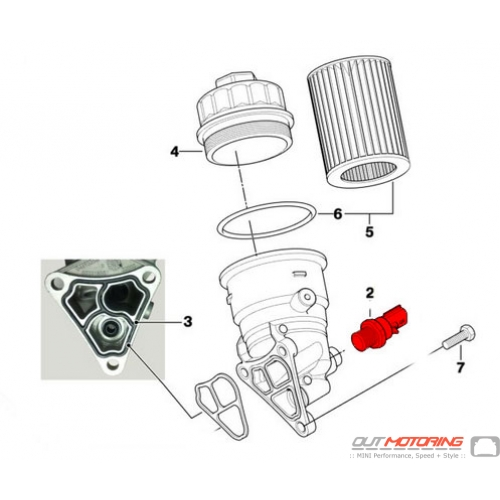 Oil Pressure Switch: Mini Cooper Engine Diagram Sensor At Hrqsolutions.co