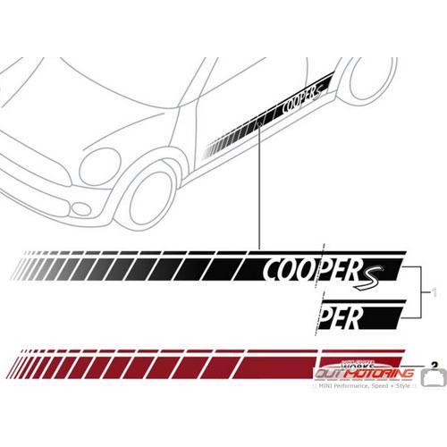 Side Graphics Kit