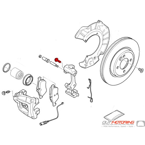 Mini Cooper Brakes Diagram Wiring Diagram