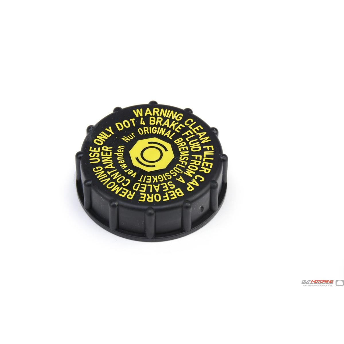 MINI Cooper Brake Fluid Expansion Tank Lid 34336756237
