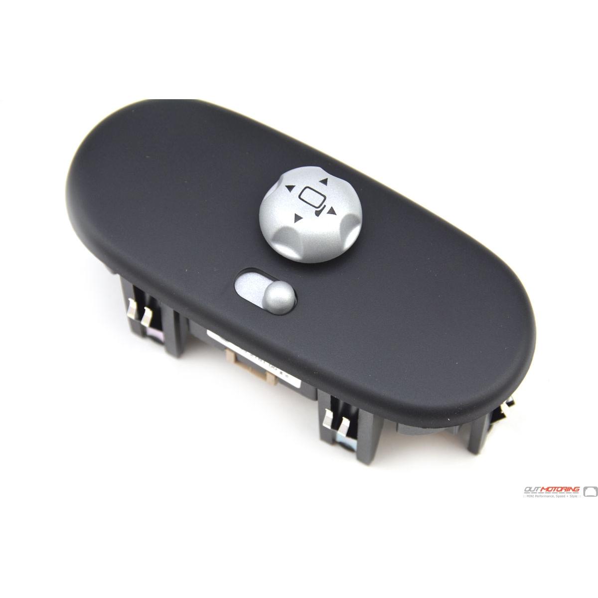 MINI Cooper R50 R52 R53 Mirror Adjustment Button