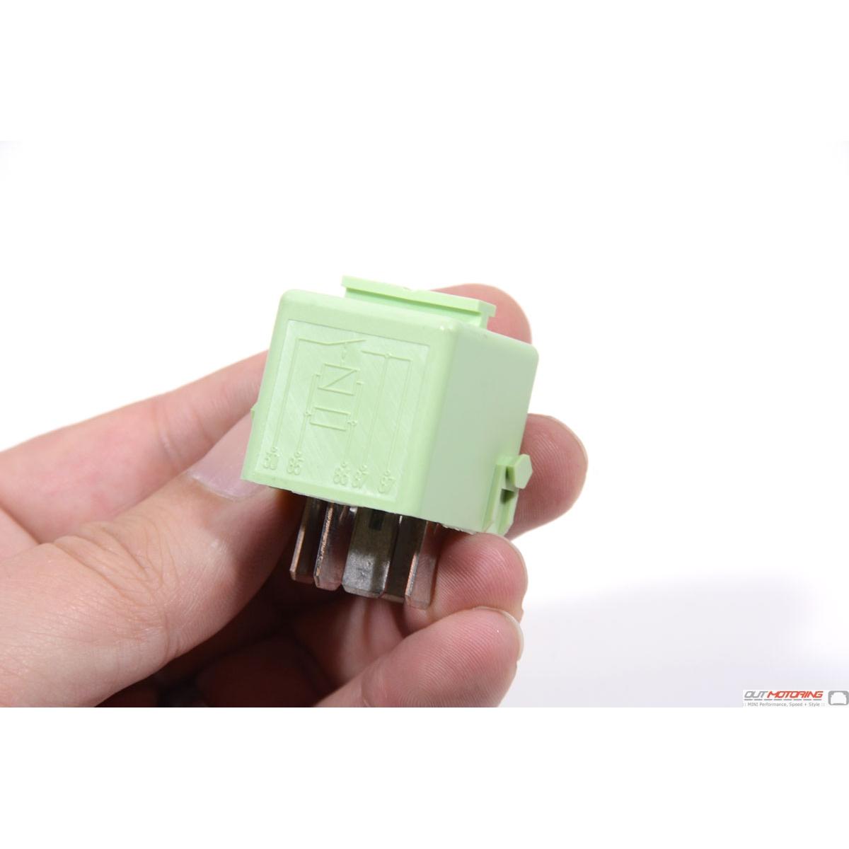 Mini Cooper Relay K19 Ac Compressor 61368373700 2011 Clubman Wiring Diagram