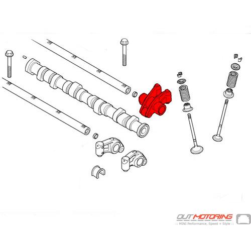 Rocker Arm: Exhaust