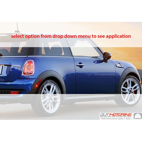 For Mini Cooper Base S Hatchback Front Passenger Right Wheel Arch Trim Genuine