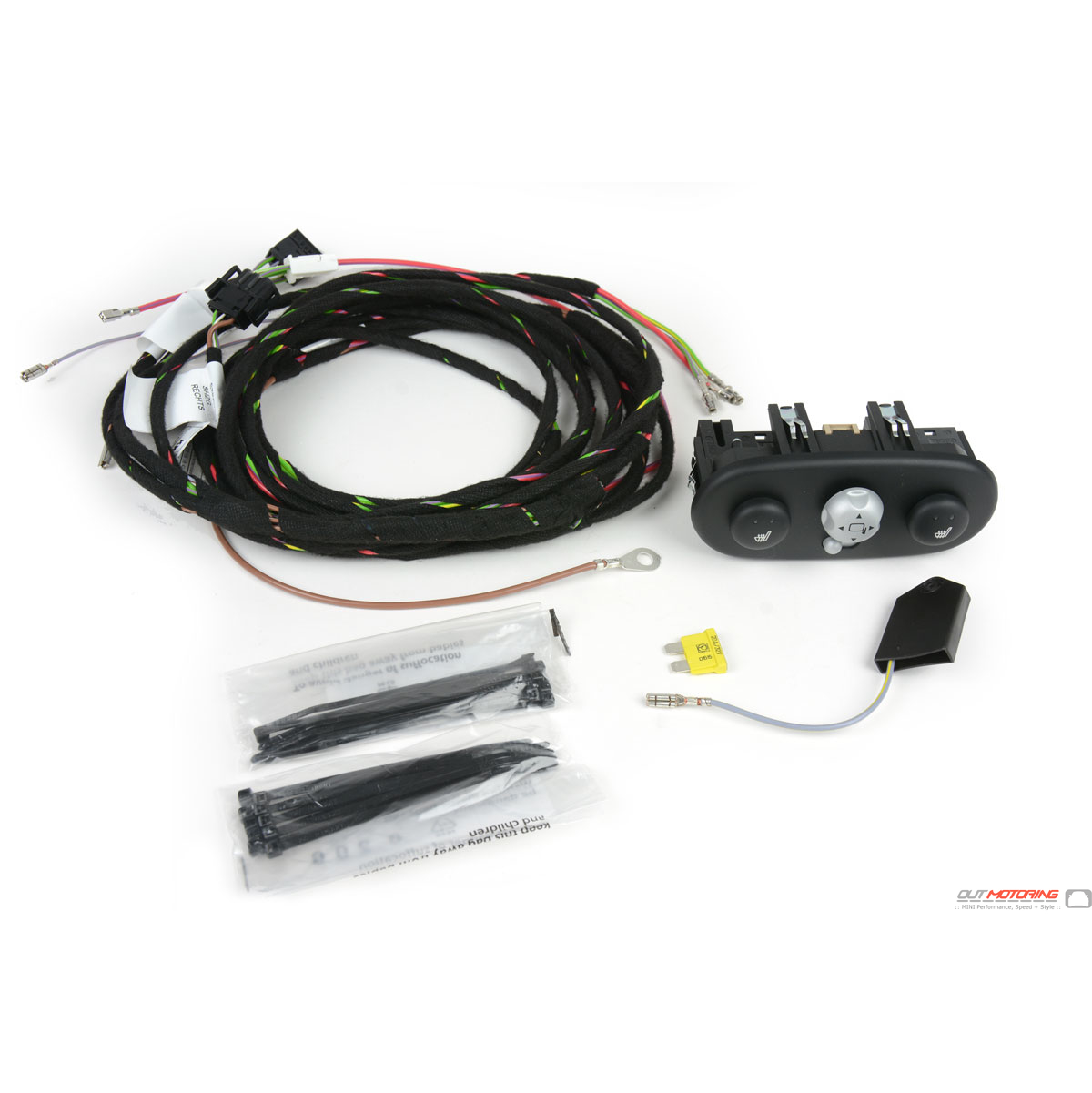 Heated Seat Retrofit Kit Heated Seat Retrofit Kit ...