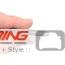 O-ring: Water Pump Flange
