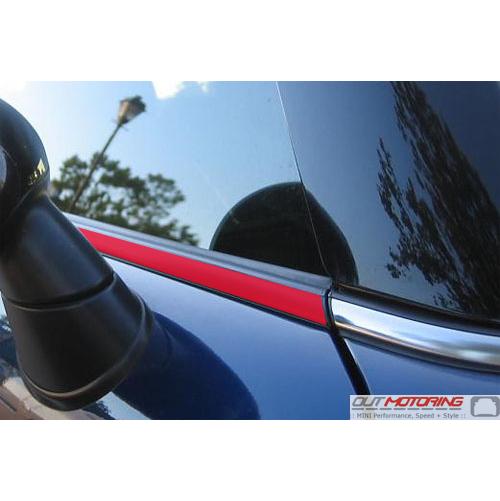 Out Motoring Red Beltline Kit: Gen2 + Gen3