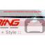 Chrome Beltline Trim: R52 Convertible
