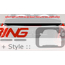 Chrome Beltline Trim: R57 Convertible