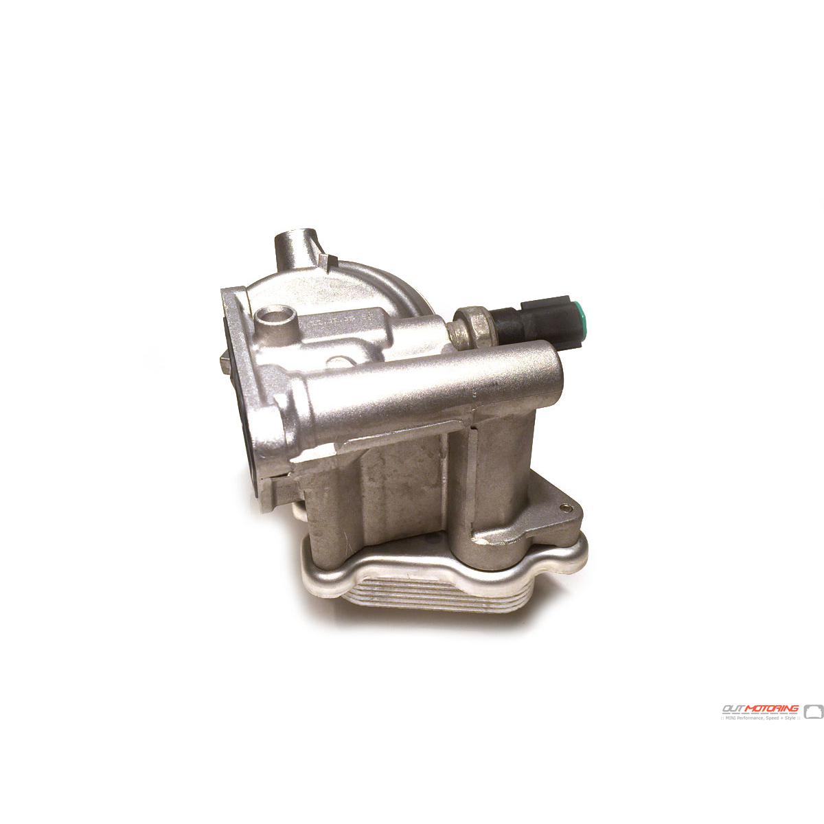 MINI Cooper Oil Filter Housing: Manual Transmission With
