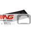 Front License Plate Bracket: R60/R61