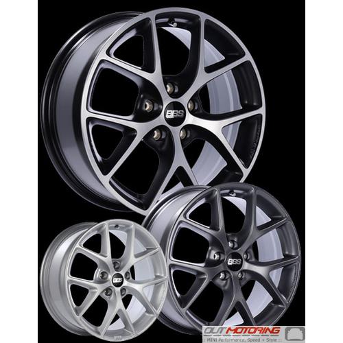 BBS Wheel: SR 016: 18x8