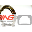 Chrome Speedometer + Tachometer Trim Ring