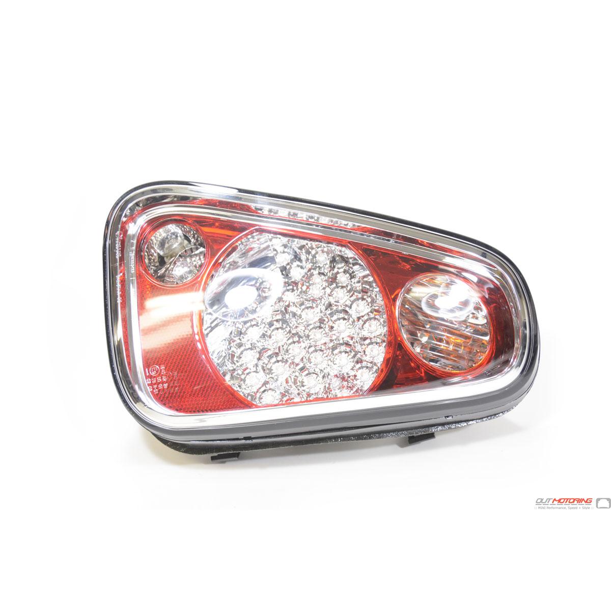 Mini Cooper Red Led Rear Brake Tail Lights Mini Cooper