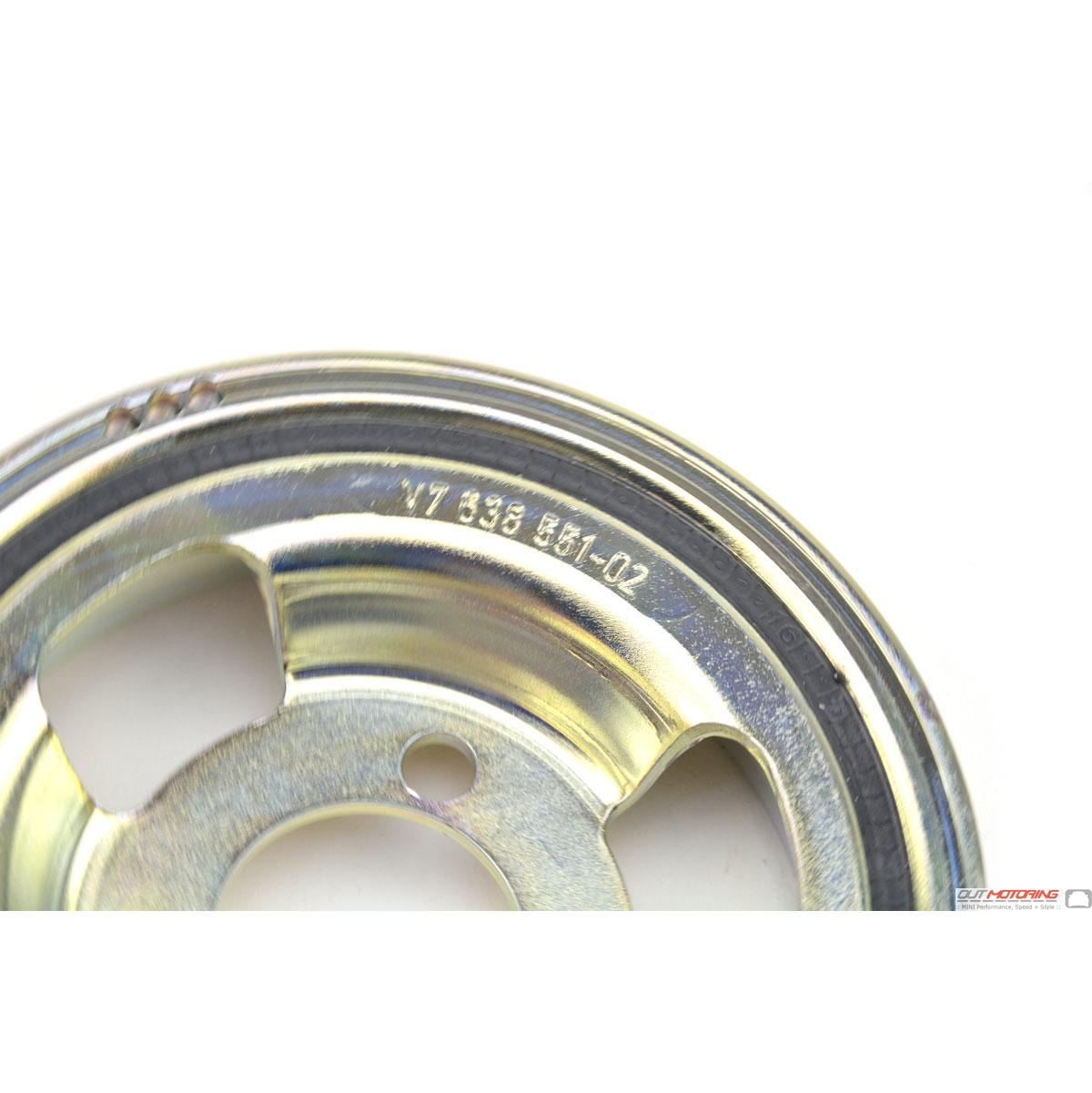 11237638551 Dampened MINI Cooper Crank Pulley
