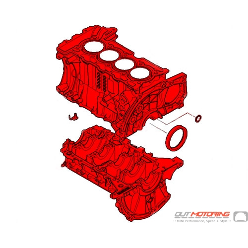 Engine Block R55/6/7S