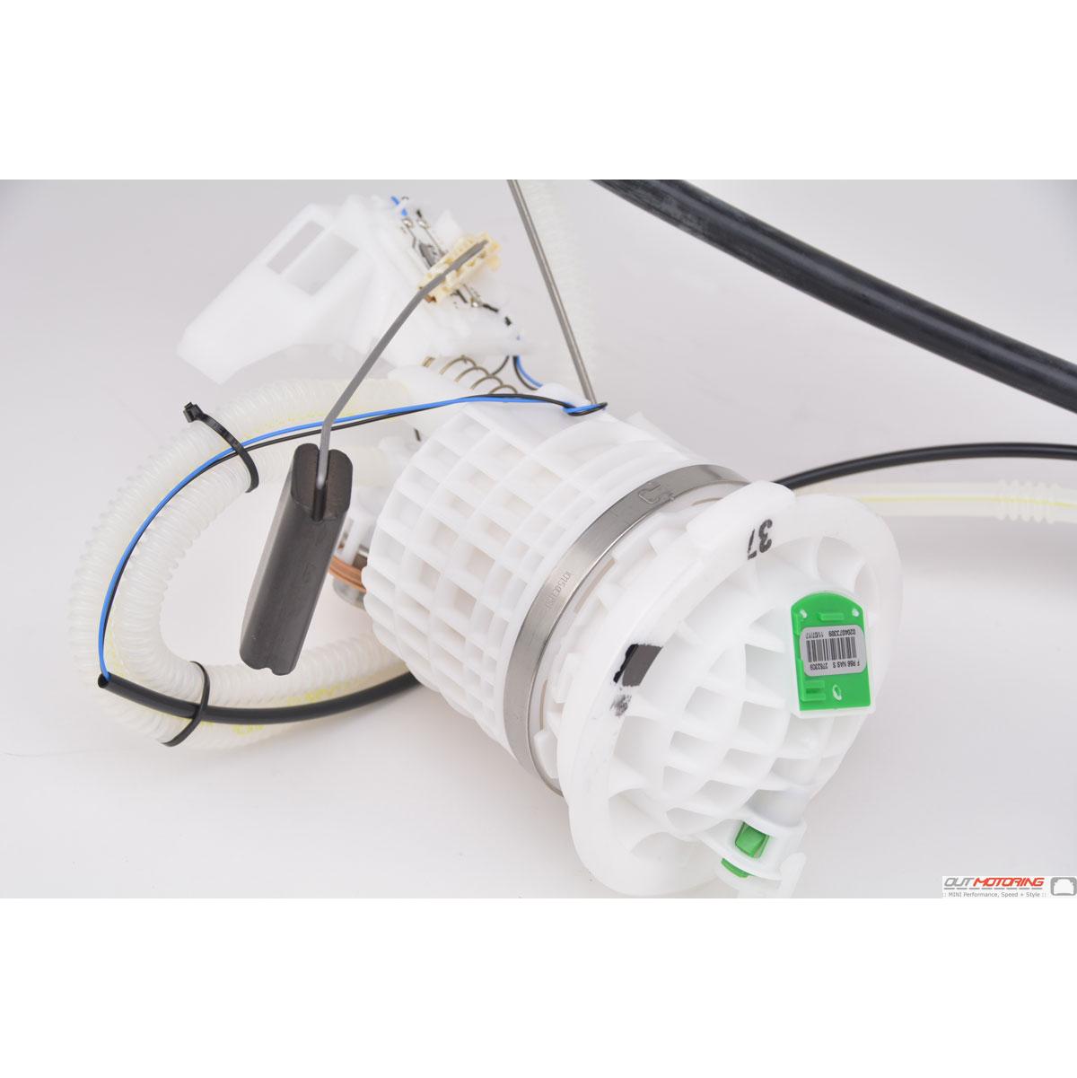 16112755084 mini cooper fuel filter w fuel level sensor. Black Bedroom Furniture Sets. Home Design Ideas
