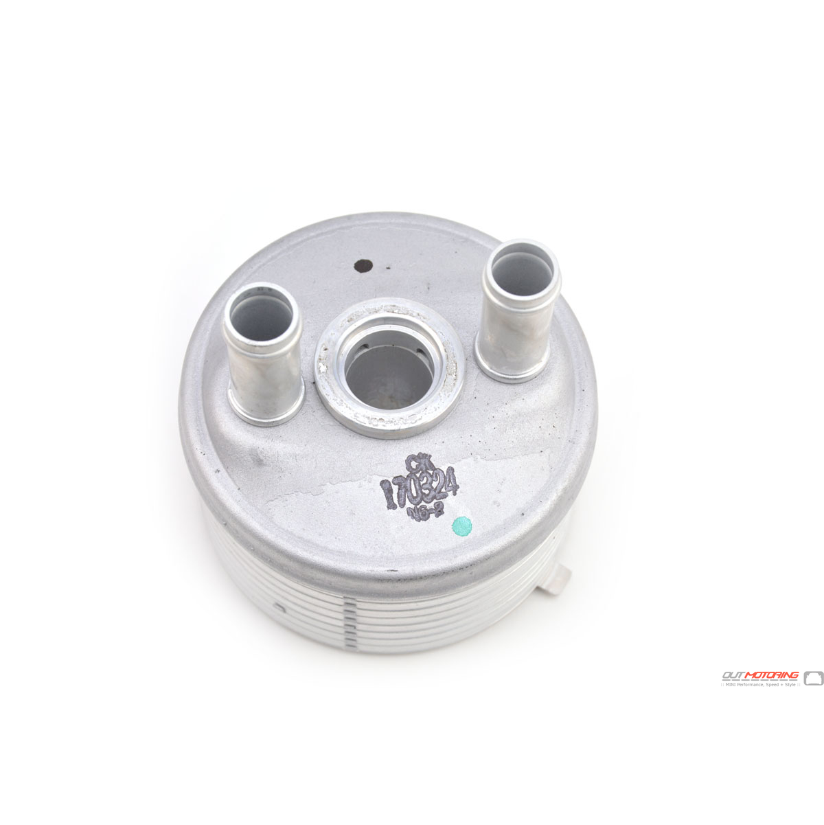 MINI Cooper Replacement Oil Cooler 24117551091