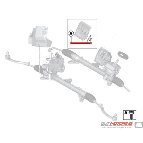 Power Steering Pump Hardware Kit