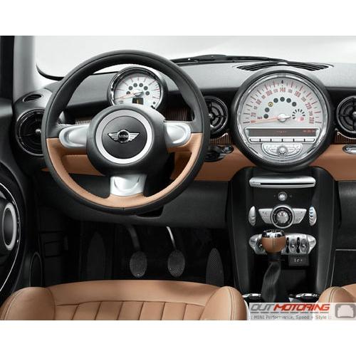 Sport Steering Wheel for Shift Paddles: Leather: Mayfair