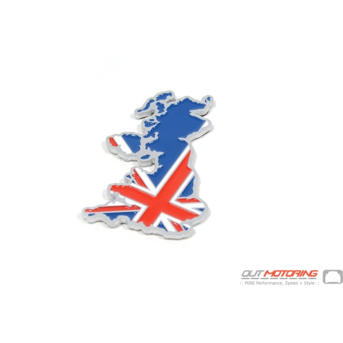 Union Jack / Great Britain Badge