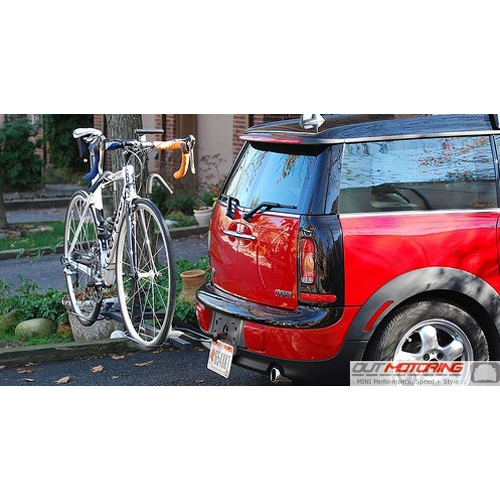 Hidden Trailer Hitch Receiver: R55 Clubman