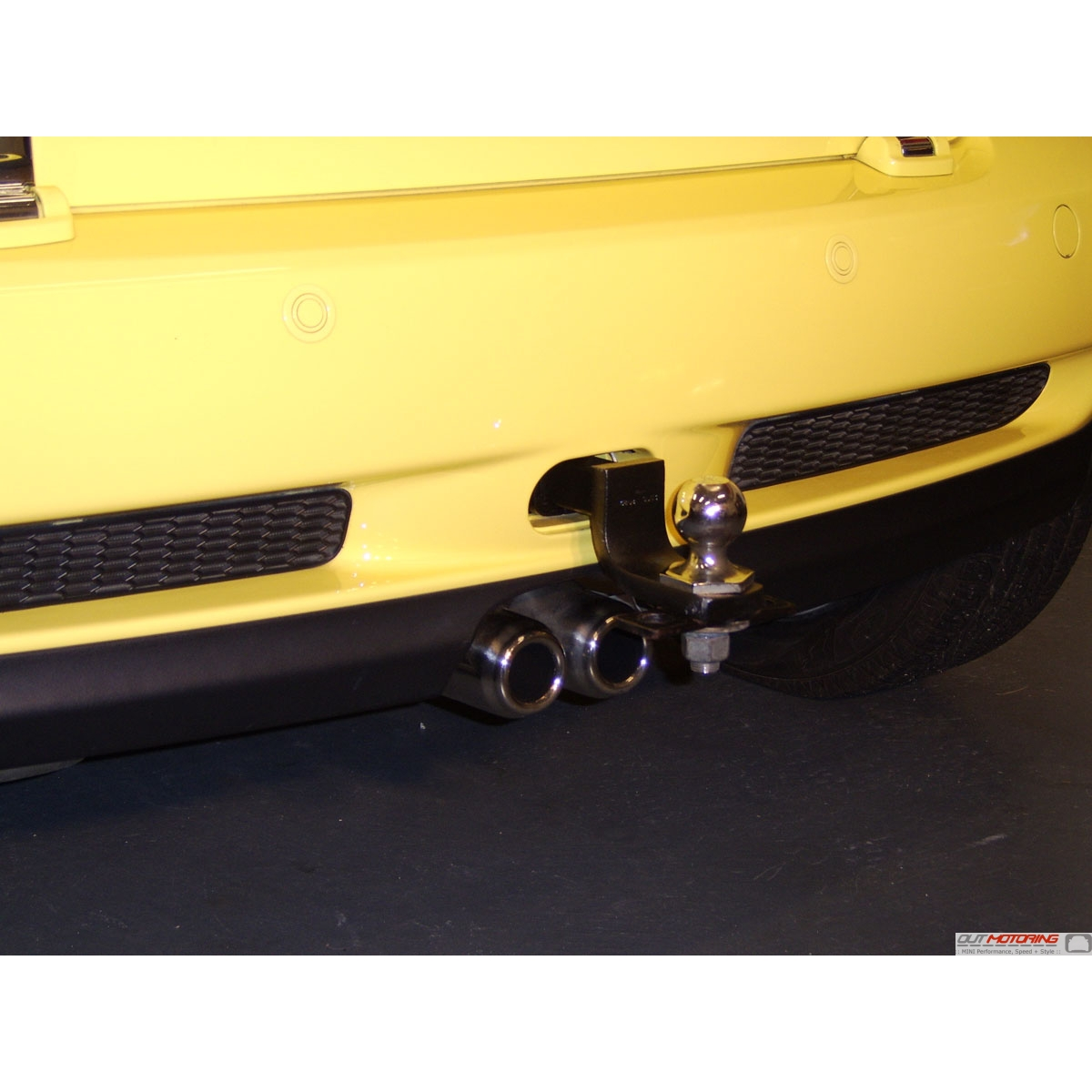 Mdm 1003 Mini R53 Hatchback S R52 Convertible S Towing