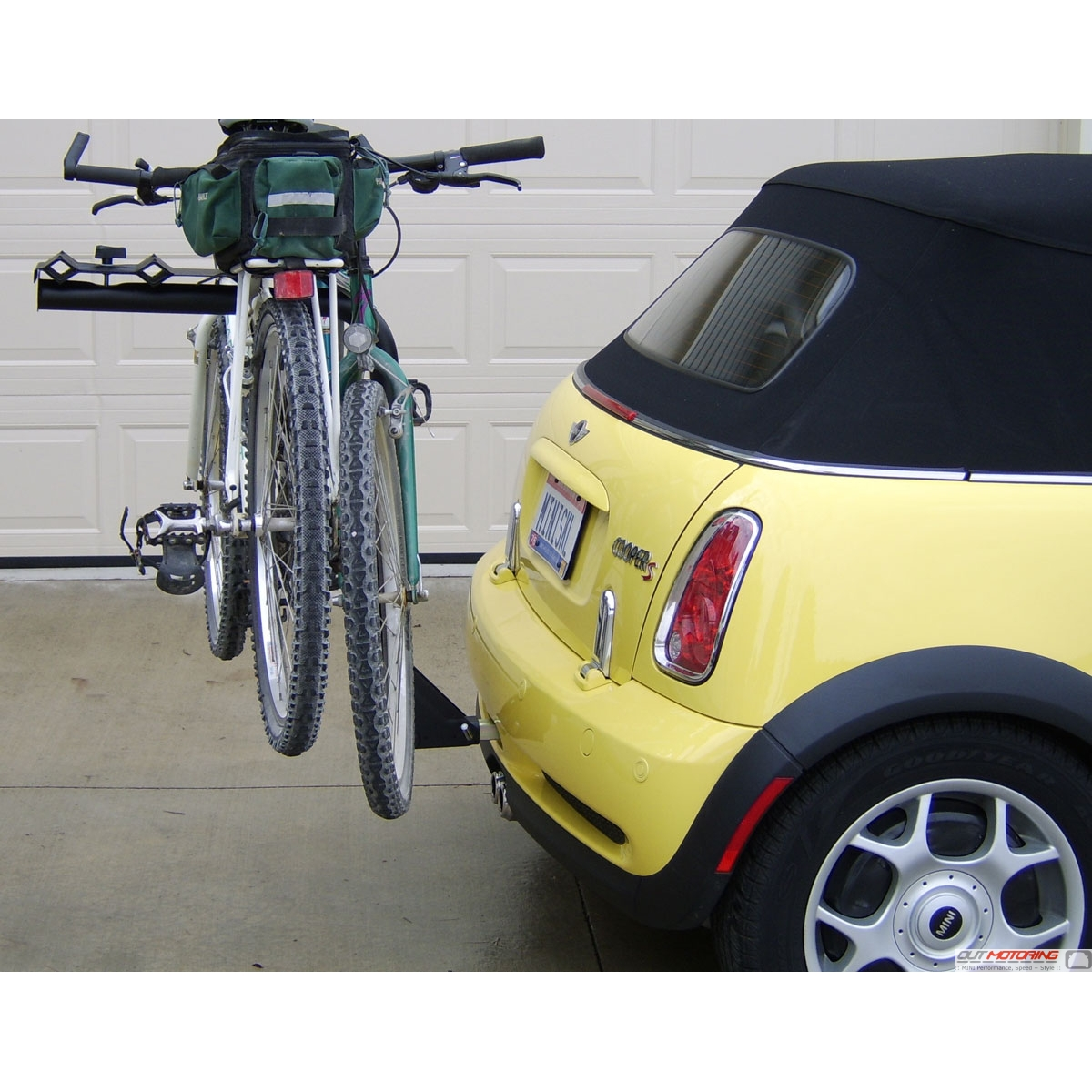 MINI Hatchback S Convertible S Towing Hitch Receiver