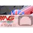 Side Mirror Covers: Gen2 Stick-on: PowerFold: Union  Jack