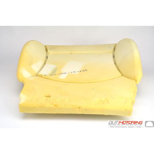 Sports Seat: Foam Pad: Left