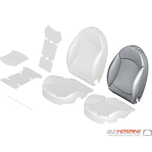 Basic Backrest: Foam Pad: Left