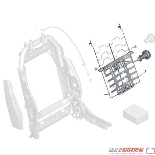 Retrofit Lumbar Support: Right