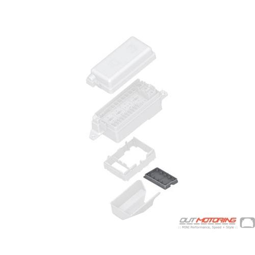 MIN_61131509012_M 61131509012 mini cooper replacement fuse box cover mini cooper 2009 Mini Cooper Clubman Interior at crackthecode.co