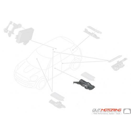 Antenna Holder: Seat